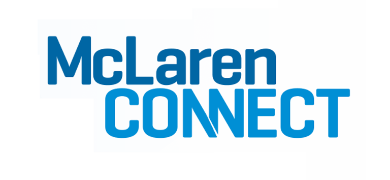 Mclaren Connect Logo